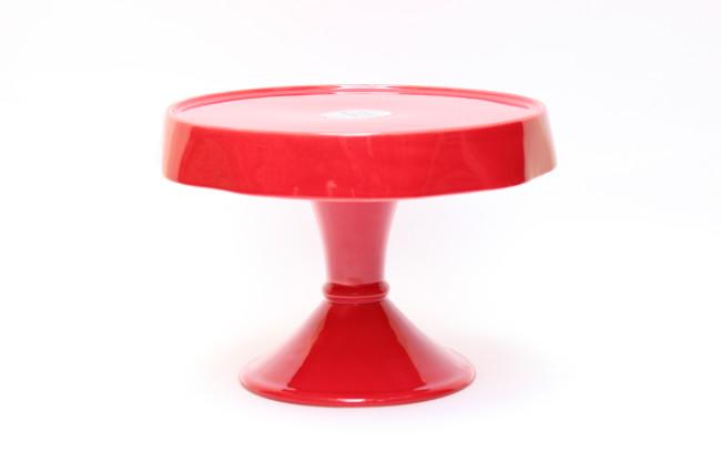 Boleira cerâmica Vermelha KG