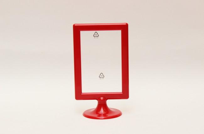 Porta Retrato Vermelho