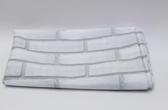 Tecido Tijolhinho Branco
