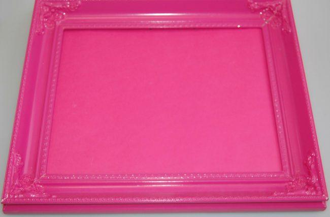 Bandeja Michaels Frame Pink G