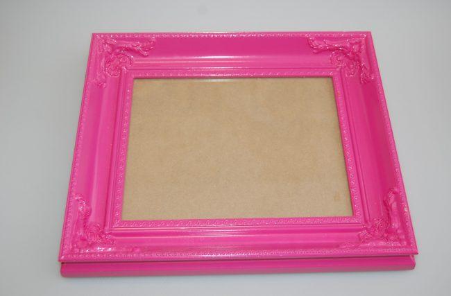 Bandeja Michaels Frame Pink P