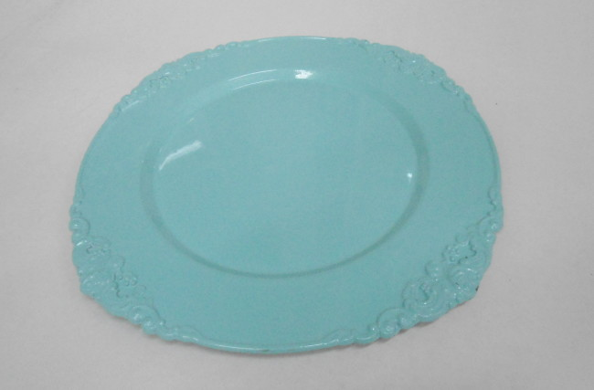 Sousplat Azul Tiffany MF