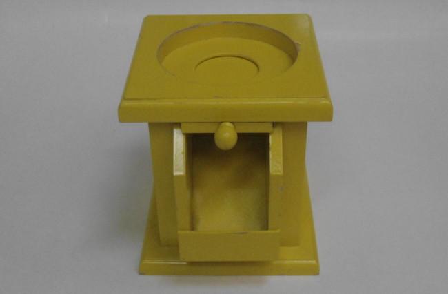 Baleiro Amarelo com bowl