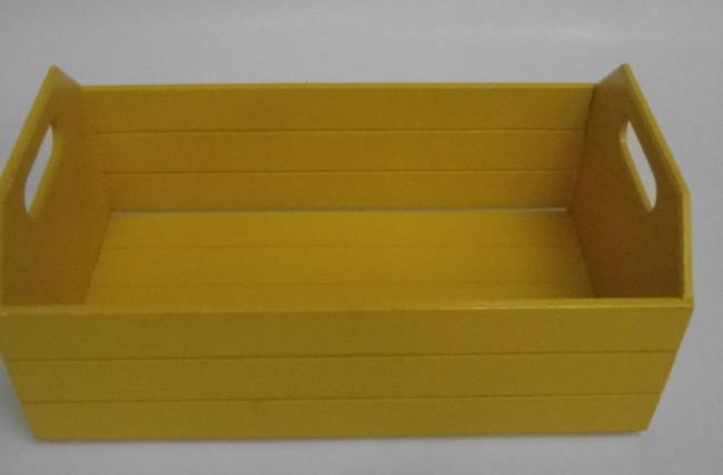 Caixote Amarelo