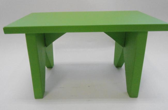 Banqueta Verde