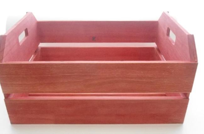 Caixote Vermelho
