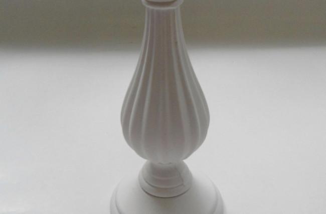 Castiçal Branco