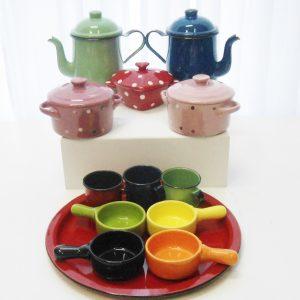 Pratos/ Canecas/ Xicaras/ Bules/ Jarras/ Taças/ Bowls/ Suqueiras