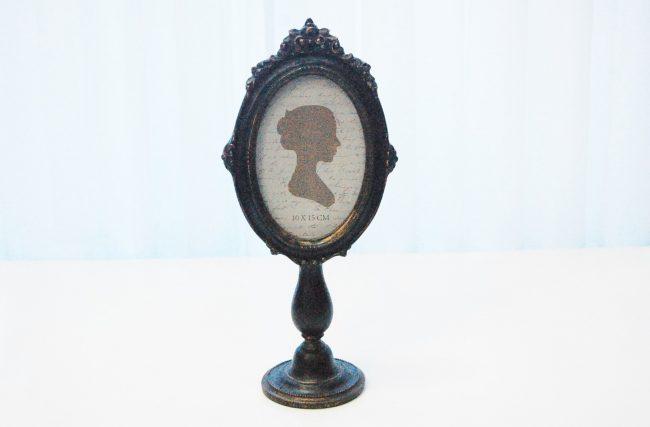 Porta retrato Pedestal