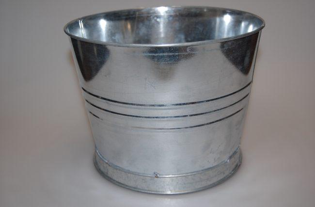 Balde de Alumínio