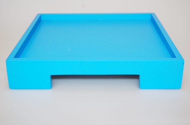 Bandeja Azul