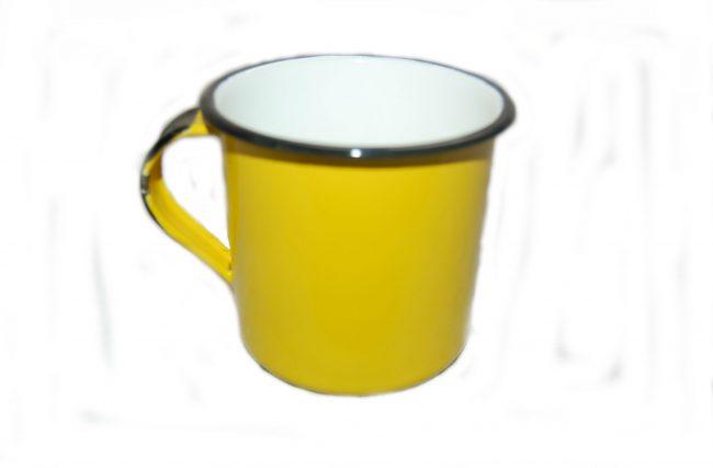 Caneca Amarela