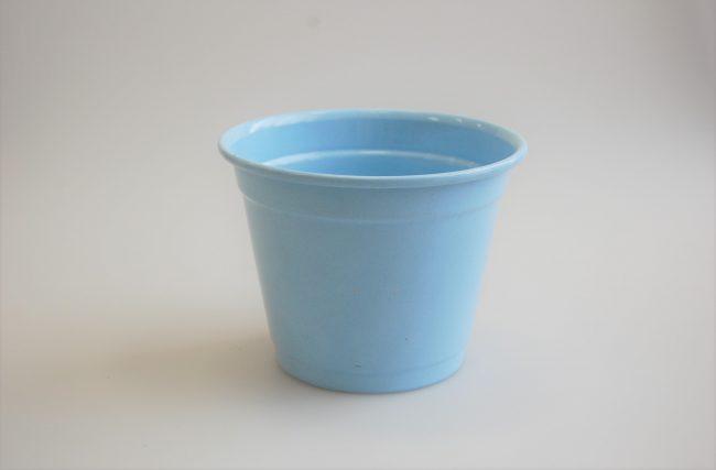 Balde Azul bebê G