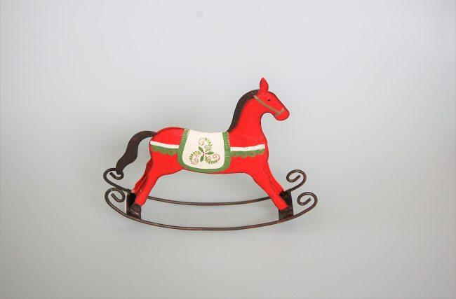 Cavalinho Vermelho