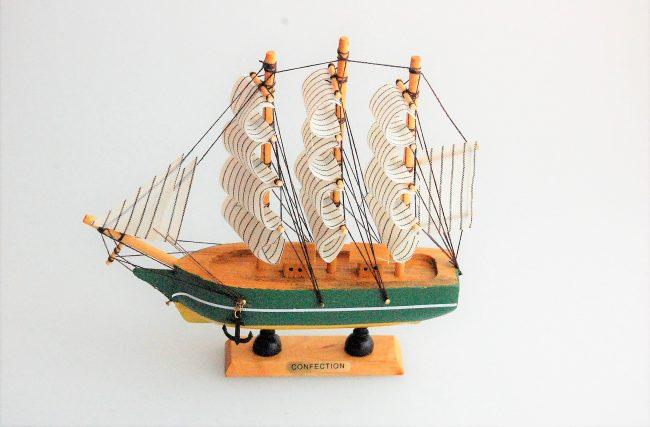 Barco Caravela PP