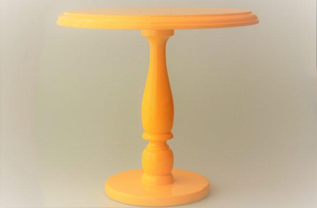 Boleira Amarela G