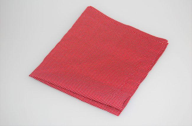Guardanapo tricoline Vermelho