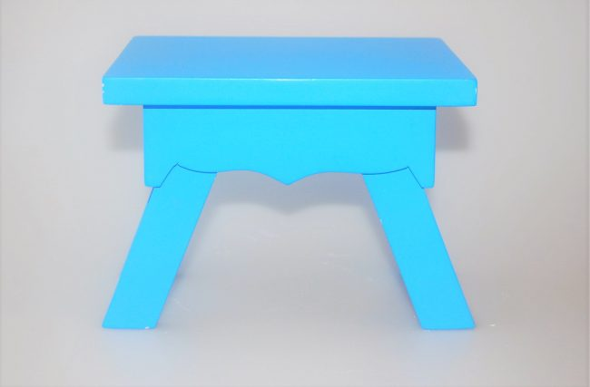 Banqueta Azul P