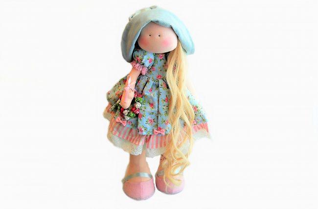Boneca Ana Rosa