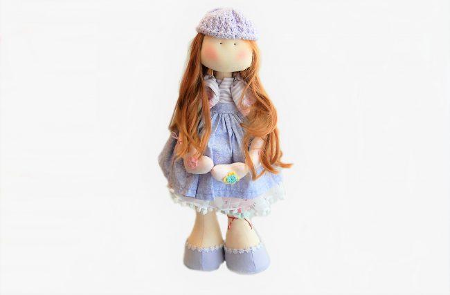 Boneca Ana Luisa