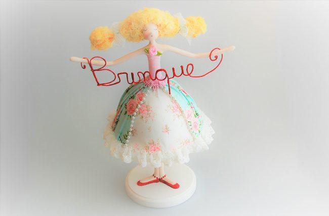 "Boneca ""Brinque"""