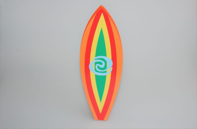 Prancha Surf Tribal